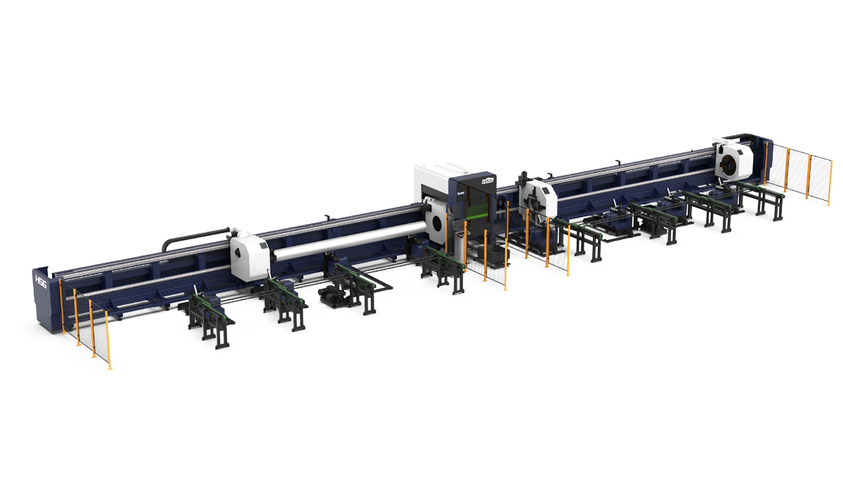 超重型激光切管机TL500系列