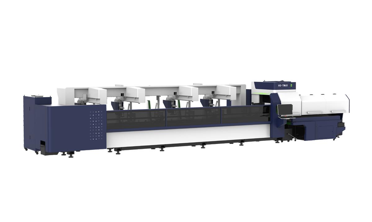 极小管激光切管机TM65系列