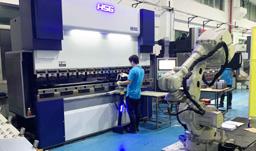 """LINGTECH & HSG  ▏""""zhi能工changgaizao"""",自动化she备开发与ban金柔性生产新体验"""