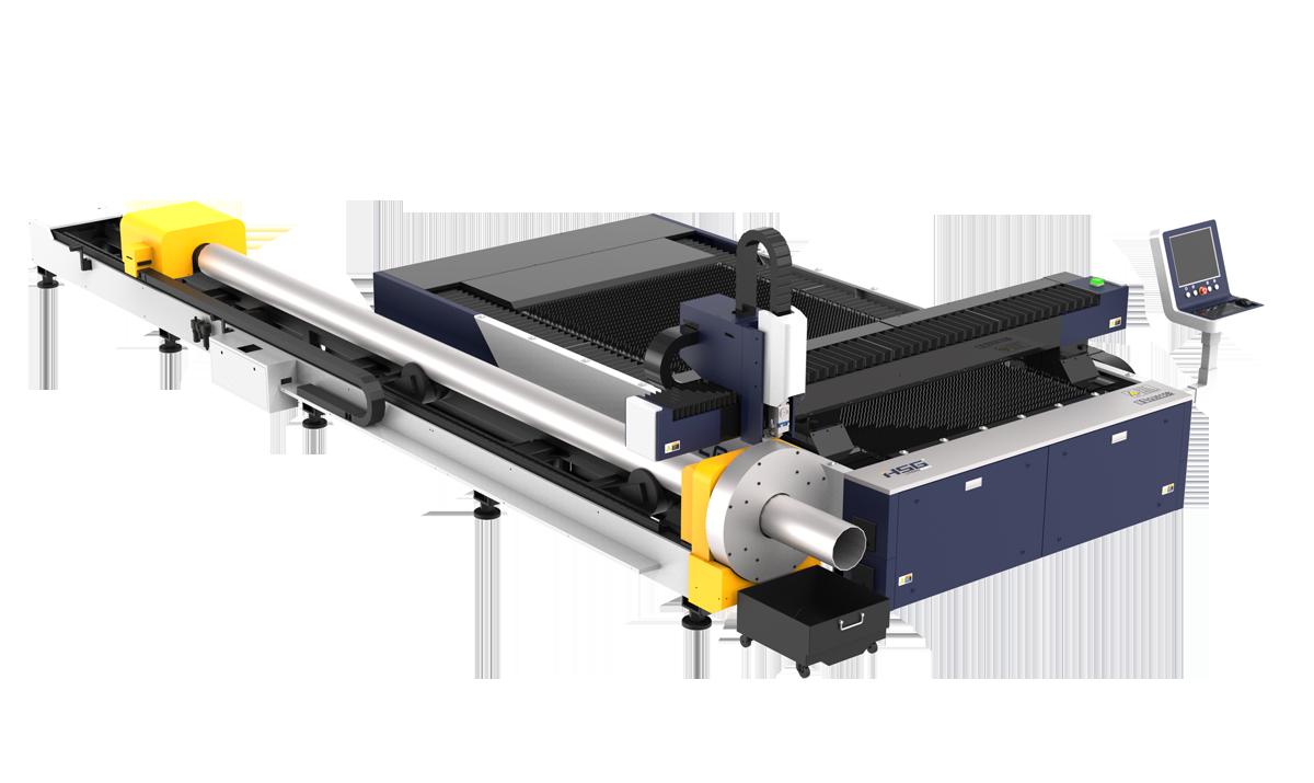单平台板管一体激光切割机GB系列